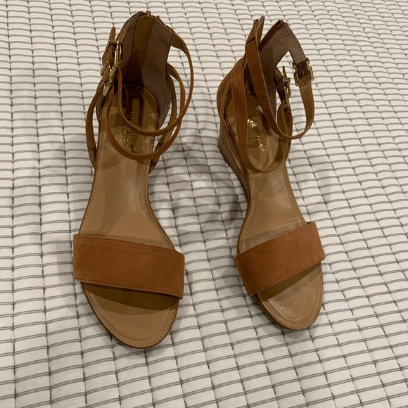 Franco Sarto Shoes - Franco Sarto Women's Danissa Wedge Sandal